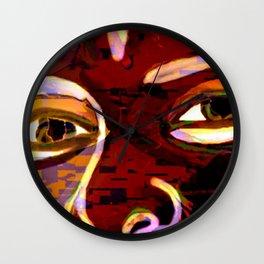 Awarita Woman Wall Clock