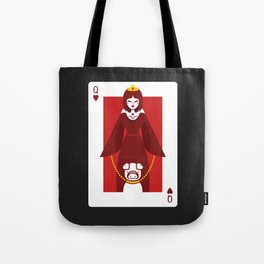 Queen of Hearts - Queen Circe Tote Bag