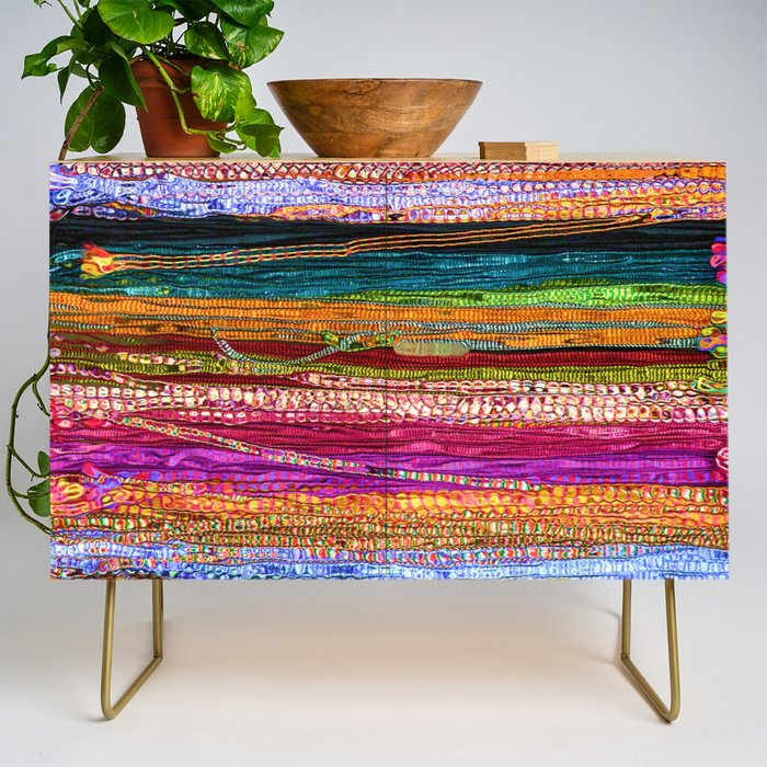Indian Colors Credenza