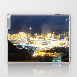Porto di Genova Laptop & iPad Skin