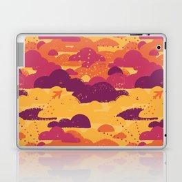 Jet Set Sunset Laptop & iPad Skin