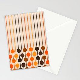 Golden Sixlet Stationery Cards