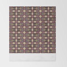 Défi J+4 : Cueillette Throw Blanket