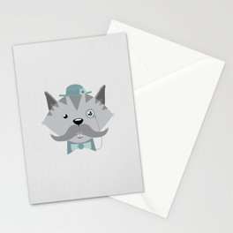 Mr. Pipsey Stationery Cards
