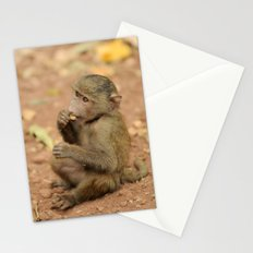 Lil' Baboon Stationery Cards