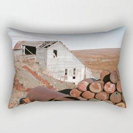 Barrels of Times Rectangular Pillow