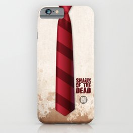 SHAUN OF THE DEAD iPhone Case