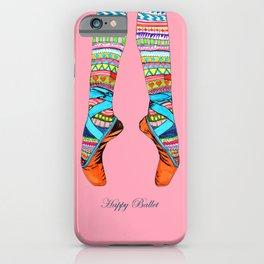 Happy Ballet iPhone Case