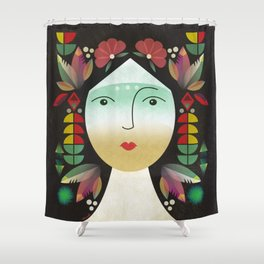 Hopi Shower Curtain