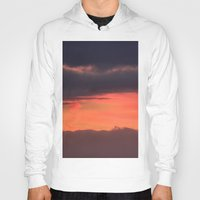bands Hoodies featuring Sunrise bands by IowaShots