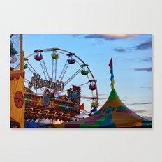County Fair Canvas Print