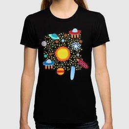 Crazy Cosmos T-shirt