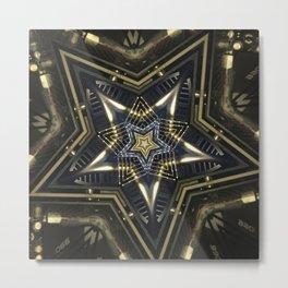 Gstar Metal Print