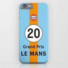 Steve McQueen - Le Mans Grand Prix variation iPhone 4 5 6, ipod, ipad case Samsung Galaxy iPhone 6s Slim Case