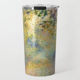 """Auguste Renoir  """"In the Woods"""" Travel Mug"""