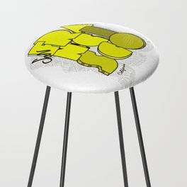 California San Francisco Counter Stool