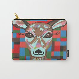 Darling Deer Carry-All Pouch