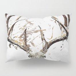 King of the Forrest - Trophy Buck - Deer Pillow Sham