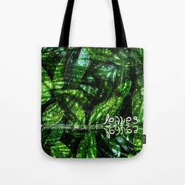 Leaves V7 Tote Bag