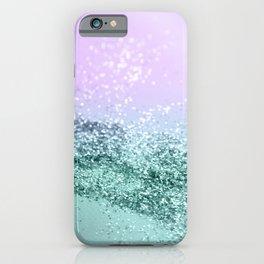 Mermaid Girls Glitter #4 #shiny #decor #art #society6 iPhone Case
