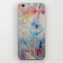 Tye Dye Kaleidoscope Sunset iPhone Skin