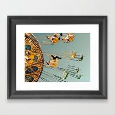 summer fun 2014 Framed Art Print