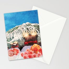 Groomed Roses Stationery Cards