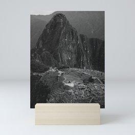 Huayna Picchu Mini Art Print