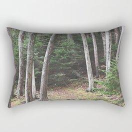 Maine Woods Rectangular Pillow