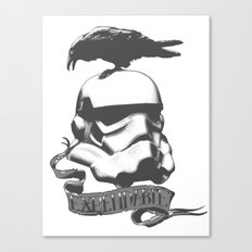 Vader's Expendables Canvas Print