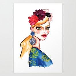 Elie Art Print
