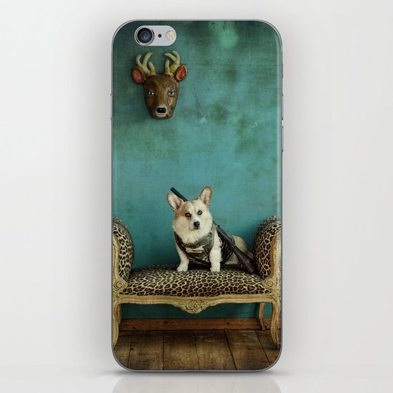 The Deer Hunter iPhone Skin