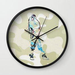 Chloe. Wall Clock