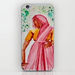Villager (f.) iPhone Skin