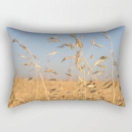 Provence Summer field Rectangular Pillow
