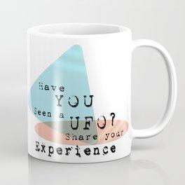 The Question Coffee Mug