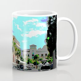 Locals Only-The Villages, Florida Coffee Mug