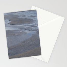Cornwall Beach Rivulets 1801 Stationery Cards