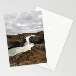 Aldeyjarfoss. Stationery Cards