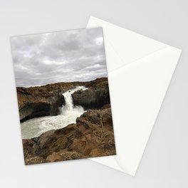 Aldeyjarfoss. Stationery Cards