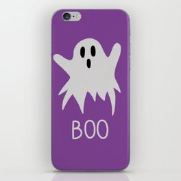Are you scared ? #3 iPhone Skin