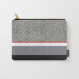 BLACK CEMENT Carry-All Pouch