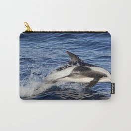 Hourglass Dolphin 2 Carry-All Pouch