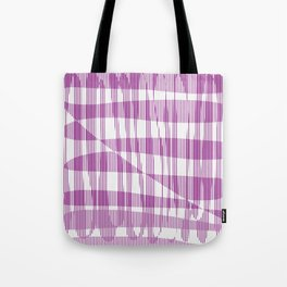 Purple/Violet Pattern Tote Bag