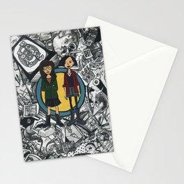 It's a Sick Sad World Daria Stationery Cards