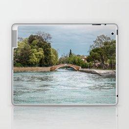 Venezia- En route vers Lido Laptop & iPad Skin