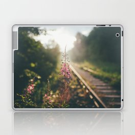 After the rain comes the sun. Laptop & iPad Skin
