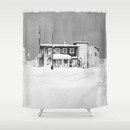 Kaffi Klara Shower Curtain