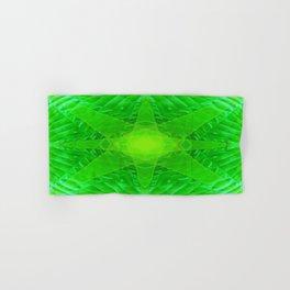 green star Hand & Bath Towel