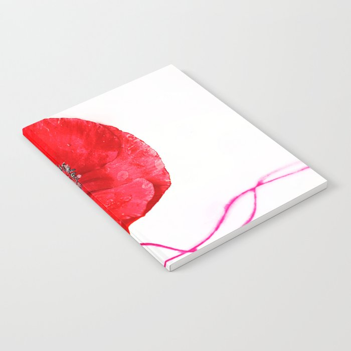 Poppies (duet) Notebook